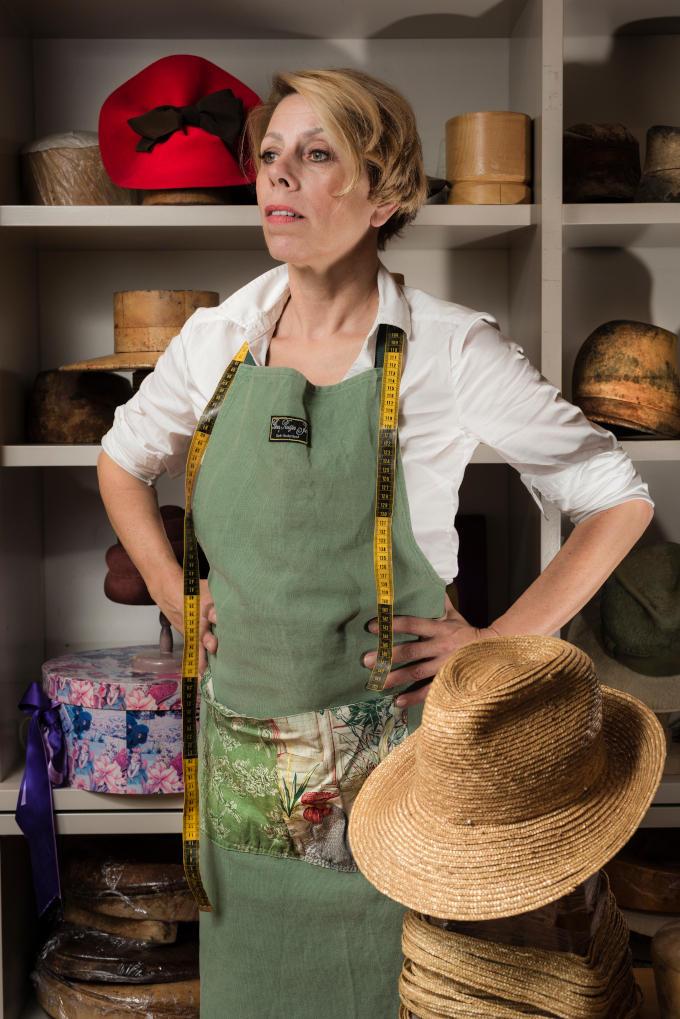 Berry Rutjes Hat Designer